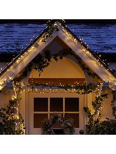 720-multinbspfunction-warm-white-indooroutdoor-christmas-cluster-lights-with-timer