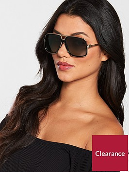 marc-jacobs-marc-jacobs-oversized-square-tort-gold-brow-bar-sunglasses