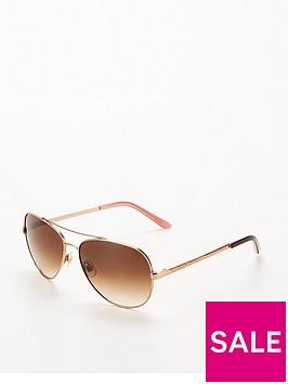 kate-spade-aviator-sunglasses--nbsprosebrownnbsp