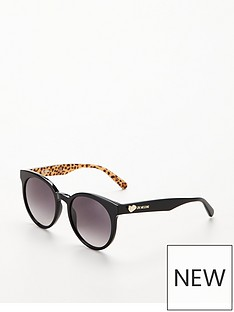love-moschino-leopard-logo-arm-sunglasses-black