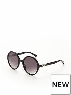 love-moschino-round-sunglasses-black