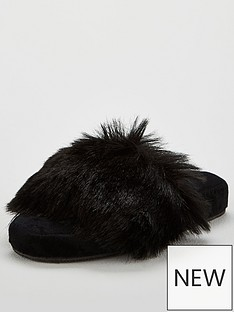 boux-avenue-boux-avenue-fluffy-slider-blacknbsp