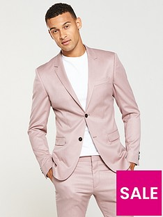 v-by-very-skinny-stretch-jacket-rose-pink
