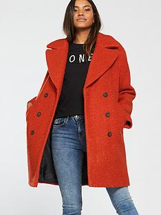 v-by-very-oversized-double-breasted-boucle-coat-rust