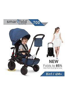 smart-trike-8-in-1-foldingnbspsmartrike-700-blue