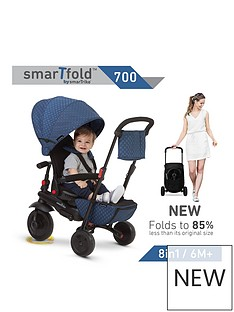 smart-trike-8-in-1-foldingnbspsmartrike-700-blue