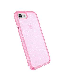 speck-presidionbspcase-for-iphone-8-bella-pink-with-gold-glitter