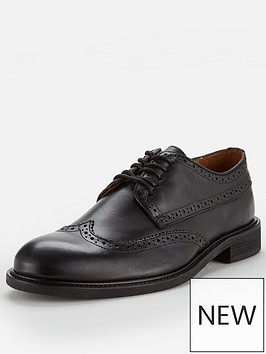 selected-homme-baxter-leather-brogues