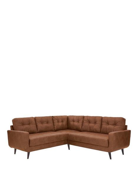skandi-faux-leather-corner-group-sofa