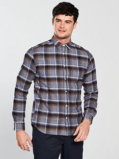 selected-homme-selected-homme-ls-niels-check-flannel-shirt
