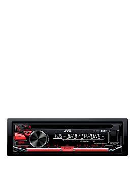 jvc-jvc-kd-db67-in-car-radio-with-usbaux-input