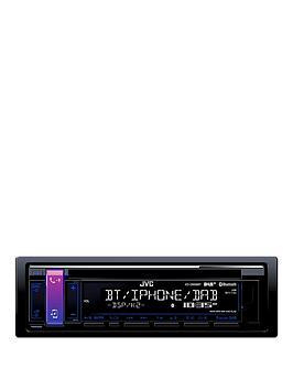 jvc-jvc-kd-db98bt-in-car-radio-with-bluetoothdab-and-usbaux-input