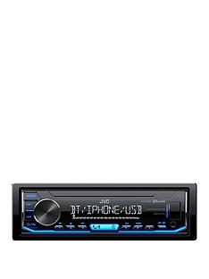 jvc-jvc-kd-x351bt-in-car-radio-with-bluetooth-and-front-usbaux-input