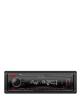 kenwood-kmm-204-in-car-radio-with-front-usb-amp-aux-input