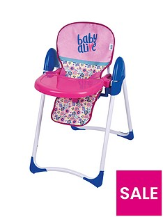 baby-alive-adjustable-high-chair