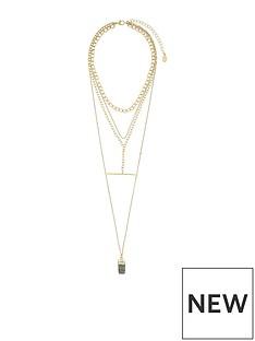 accessorize-layered-t-bar-long-pendant
