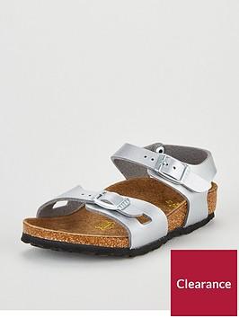 birkenstock-girls-rio-sandals-silver-metallic