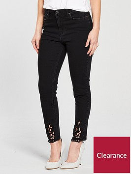 v-by-very-petite-laser-cut-skinny-jean-black