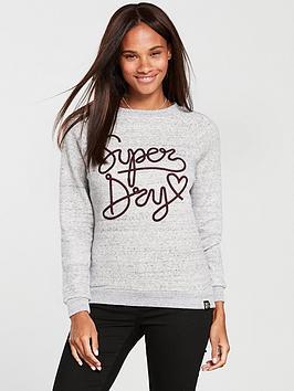 superdry-aria-slim-crew-necknbspsweater-grey-marl