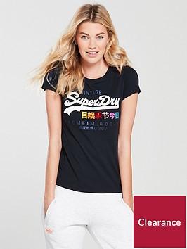 superdry-premium-goods-rhinestone-pop-entry-t-shirt-navy