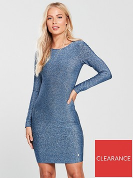 superdry-mia-shimmer-dress-ice-blue