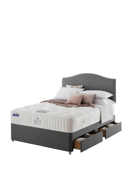 rest-assured-tilbury-wool-tufted-divan-bed-with-storage-options-firm