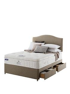 rest-assured-richborough-latex-pillowtop-divan-bed-with-storage-options-firm
