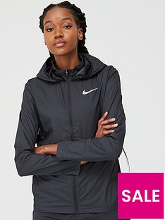 Nike Run Essential Jacket - Black 5b546afdc