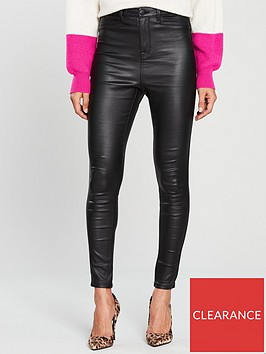 v-by-very-addison-coated-super-high-waisted-super-skinny-jean-black