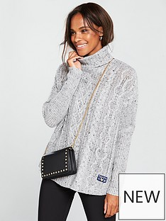 superdry-payton-nep-cable-cape-grey