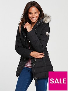 superdry-microfibre-tall-toggle-parka-black