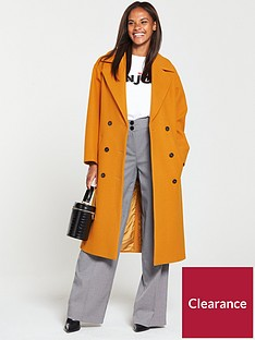 v-by-very-oversized-double-breasted-coat-mustardnbsp