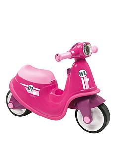 Smoby Ride On Scooter – Pink