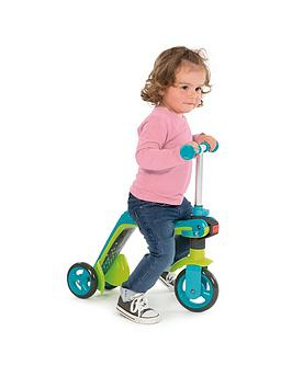 Smoby Reversible 2-In-1 Scooter &Ndash; Blue