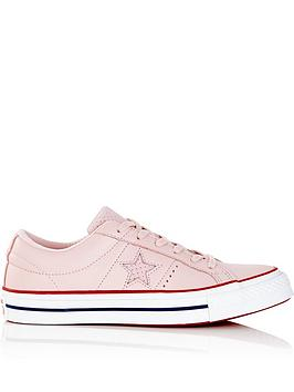 converse-one-star-ox-low-top-trainers-light-rose