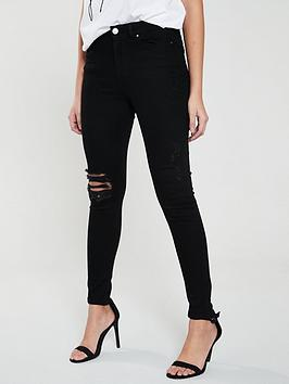 v-by-very-ella-high-waisted-skinny-jean-black