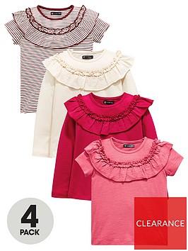 mini-v-by-very-girls-4-pack-ruffle-t-shirts-multi