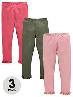 mini-v-by-very-girls-3-pack-ruffle-legging-multi
