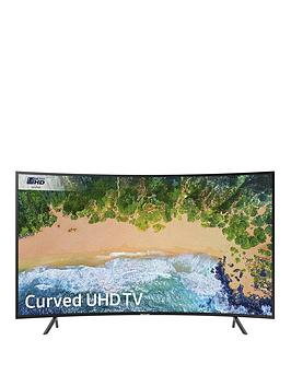 Samsung Ue65Nu7300 65 Inch, Curved Ultra Hd 4K Certified, Hdr, Smart Tv thumbnail