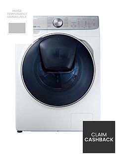 Samsung WW10M86DQOA/EU 10kg Load, 1600Spin, QuickDrive™Washing Machine with AddWash™- White