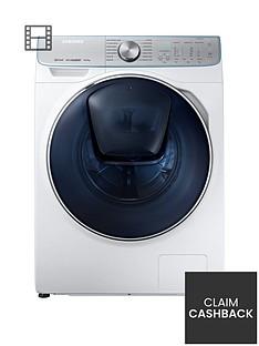 samsung-ww10m86dqoaeu-10kg-load-1600nbspspin-quickdrivetradenbspwashing-machine-with-addwashtradenbspand-11nbspyear-samsung-parts-and-labour-warranty-white
