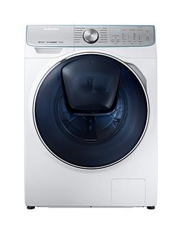 Samsung Ww10M86Dqoa/Eu 10Kg Load, 1600 Spin, Quickdrive&Trade; Washing Machine With Addwash&Trade; And 11 Year Samsung Parts And Labour Warranty - White
