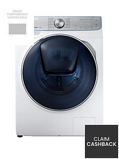 Samsung WW90M741NOR/EU 9kg Load, 1400 Spin QuickDrive™ Washing Machine with AddWash™ - White