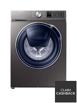 samsung-ww90m645opoeu-9kg-load-1400nbspspin-quickdrivetrade-washing-machine-with-addwashtradenbspand-5-year-samsung-parts-and-labour-warranty--nbspgreygraphite