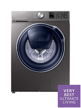 samsung-ww90m645opoeu-9kg-load-1400nbspspin-quickdrivetrade-washing-machine-with-addwashtradenbspand-5-year-samsung-parts-and-labour-warranty--nbspgreygraphite