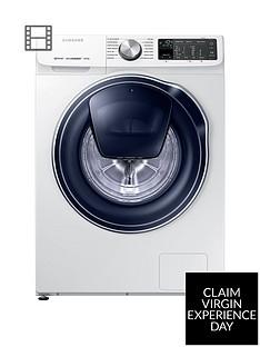 Samsung WW80M645OPM/EU 8kg Load, 1400Spin QuickDrive™Washing Machine with AddWash™ - White