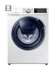 Samsung WW80M645OPM/EU 8kg Load, 1400Spin QuickDrive™Washing Machine with AddWash™-White