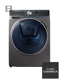 samsung-ww10m86dqooeu-10kg-load-1600nbspspin-quickdrivetrade-washing-machine-with-addwashtradenbspand-5-year-samsung-parts-and-labour-warranty--nbsp-graphite