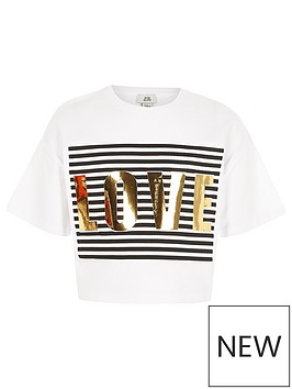 river-island-girls-white-lsquoloversquo-print-cropped-t-shirt