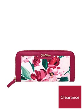 cath-kidston-aster-wallet-pink